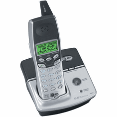 AT&T E5600 5.8GHz DSS Cordless Phone Expands up to 4 handsets