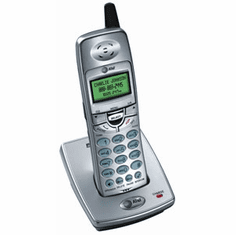 AT&T E597-1 Cordless Phone 5.8GHz Accessory Handset