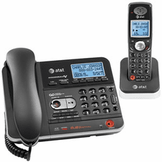ATT-TL74108 5.8GHz Expandable Corded/Cordless Phone System
