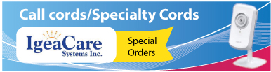 Call cords/Specialty Cords - SPECIAL ORDERS