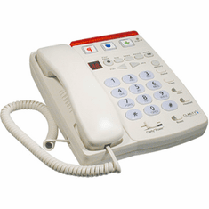 Clarity C320 Amplified Corded Phone with Digital Answering Machine