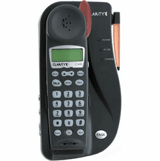 Clarity C440 2.4GHz Amplified Cordless Telephone with Caller ID