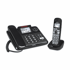 CLARITY-E814CC 53727.000 Amplified Corded/Cordless Combo with Answering Machine