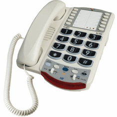 Clarity Professional XL40D Digital Telephone with Extra Loud Big Button Speakerphone