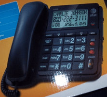 Corded Telephones from AT&T