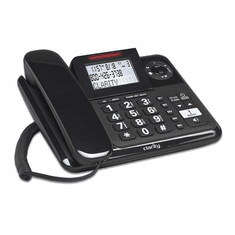 E814 Clarity 53730.000 Amplified Corded Phone with Digital Answering Machine