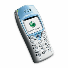 Ericsson T68i Mobile Bluetooth Phone with MMS Color Screen