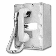 GAI-Tronics Explosion Proof Indoor Single-Party Handset Station