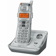 GE-25922GE1 5.8GHz Cordless Telephone with Caller ID