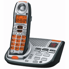 GE 27907GE1 DECT6.0 Expandable Cordless System w/ Answering System