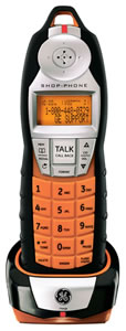 GE 27940DC1 2.4GHz Remote Jack Shop Phone with Caller ID
