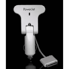 iJet POWERJET-W iPod Powerjet Car Charger and Accessory dock