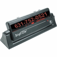 Independent Technologies ITC-6700 Bright ID'er Large Caller ID