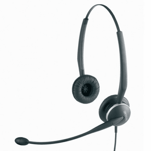 Jabra GN2125 Telecoil Headset for Special Hearing Needs