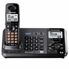 KX-TG9381T 2-Line DECT 6.0 Expandable Cordless Phone with ITAD