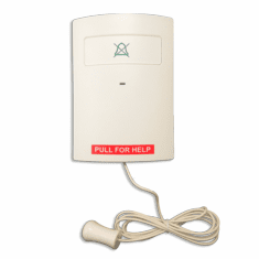 miALERT AP Patient unit hard wired pull cord (no cancel at source)