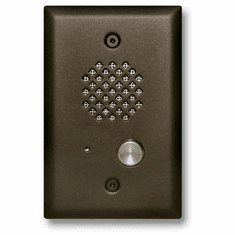 Oil Rubbed Bronze Entry Phone with Enhanced Weather Protection