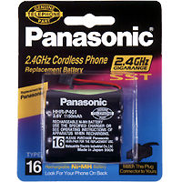 Panasonic HHR-P401A NI-MH Replacement Battery for Gigarange Cordless Phone