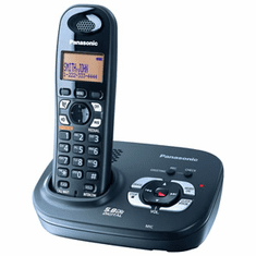 Panasonic KX-TG4321B 5.8GHz Expandable with Digital Answering System