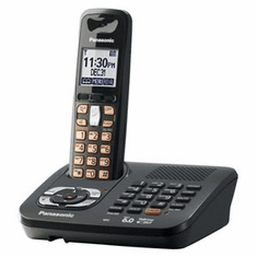 Panasonic KX-TG6441T DECT 6.0 Expandable Cordless Phone with Answering System