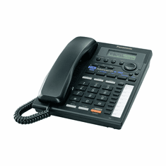 Panasonic KX-TS3282B 2-Line Integrated Phone System (Discontinued replacement is KX-TS208W)