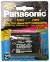 Panasonic P-P510A Spare Battery for GigaRange Cordles Phones