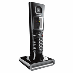 Philips ID9370 DECT6.0 Expandable Cordless System with Answering Machine