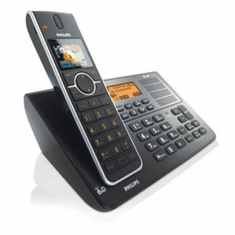 Philips PHIL-SE6591B 2-Line Expandable System with Digital answering System