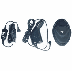 Plantronics 69679-01 TRAVEL PACK, CARRYING POUCH, CLA, USB, EXP. 320, VOYAGER