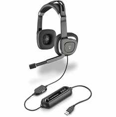 Plantronics .Audio 550DSP Ultimate Performance Computer Headset & Software