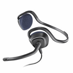 Plantronics .Audio 648 Behind-the-Head Noise-Cancelling USB Computer Headset