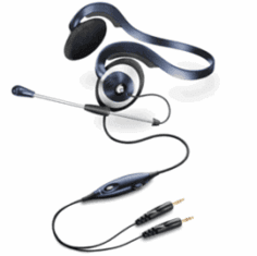 Plantronics .Audio 70 Behind-The-Head Stereo PC Headset