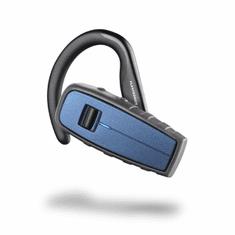 Plantronics Explorer 370A Rugged Bluetooth Headset with Vehicle Charger