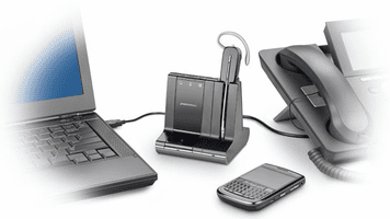 Plantronics Headsets By Series