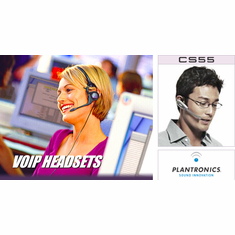 Plantronics Office VOIP Headsets