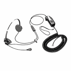 Plantronics SDS1031-01 Push-To-Talk Headset and Amplifier System