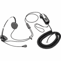 Plantronics SDS1031-03 Headsets System with Push-To-Talk