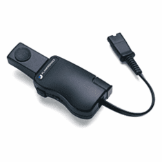 Plantronics SHS2004-02 E10 Headset Adapter with no Mute for Call Centers