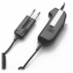 Plantronics SHS2189-15 Push-to-Talk Amplifier 6-Wire for Dispatch