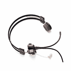 Plantronics SMS1066-01 Commercial Aviation Headset, Unamplified Mic with AXR-5-12 Plug