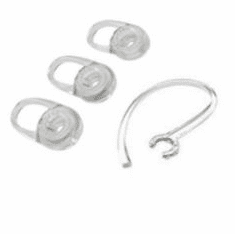 Plantronics Spare Earbud/Earloop Kit, Large, for Voyager Edge