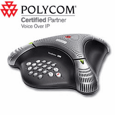 Polycom VoiceStation 300 Desktop Phone for Small Phone