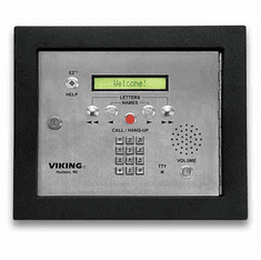 Provide Door Entry/Keyless Entry for up to 525 Apartments or Offices with Voice and LCD Assist