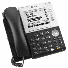 Small Business Systems Corded Deskset