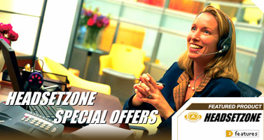 Special Offers - Headset Zone