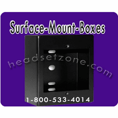 Surface-Mount-Boxes