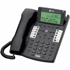 TMC EV4500 4-Line Business Telephone with Voicemail System