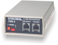 Viking Electronics TMS-2 Professional Two Line Call Sequencer