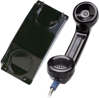 Walker W6T-500-PNH2-00 Amplifed Telephone Handsets With Touchbar