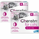 2-PACK Cheristin for Cats - 12 Doses